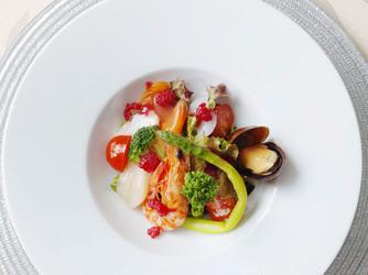 北ビワコホテル グラツィエ 料理・ケーキ2画像1-3