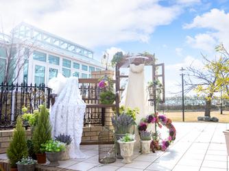 北ビワコホテル グラツィエ チャペル(ガーデンチャペル「サンタ・ルーチェ」)画像2-1