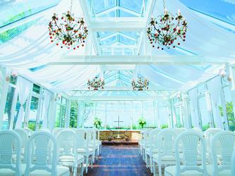 北ビワコホテル グラツィエ チャペル(ガーデンチャペル「サンタ・ルーチェ」)画像1-2