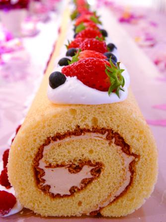 北ビワコホテル グラツィエ 料理・ケーキ1画像2-2
