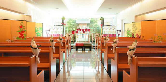 北ビワコホテル グラツィエ 神殿(祥雲殿)画像1-1