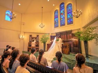 ファウンテンヒルズ仙台 チャペル(本格独立型チャペル オールセインツ教会)画像2-3