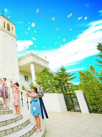 ファウンテンヒルズ仙台 チャペル(本格独立型チャペル オールセインツ教会)画像1-2