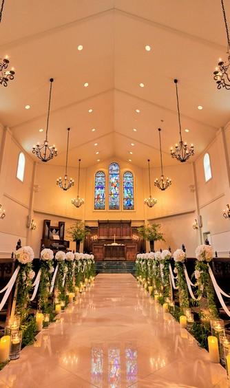 ファウンテンヒルズ仙台 チャペル(本格独立型チャペル オールセインツ教会)画像2-1