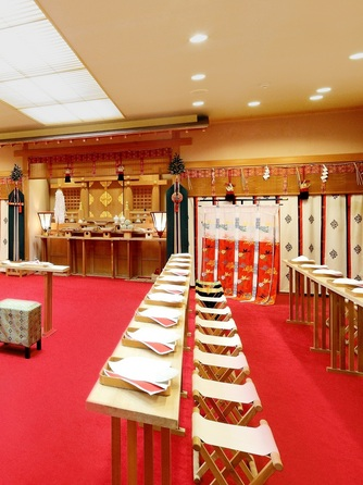 花樹海 神殿(啓峯閣)画像1-2