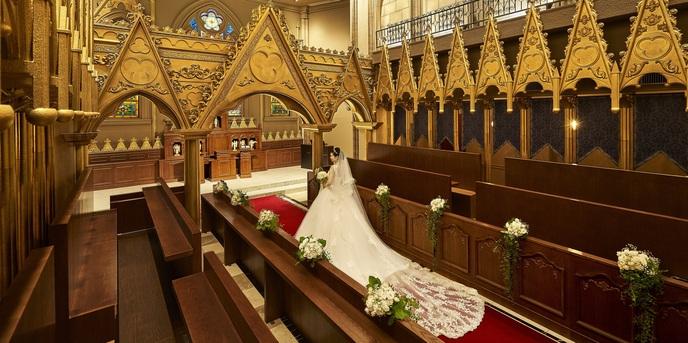 モーリアクラシック久留米迎賓館 チャペル(セント ベランジェリア大聖堂)画像1-1