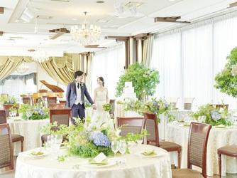 プレミアホテル-TSUBAKI-札幌 チャペル(自然光あふれる【スカイライトチャペル】)画像2-3