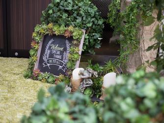 アニバーサリーハウス グレートダイニング城見 ようこそ我が家へ!邸宅ウエディング画像2-3