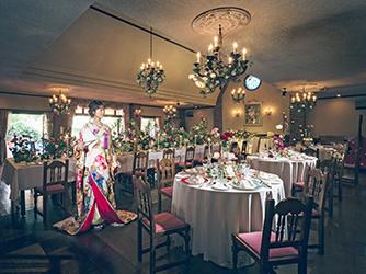薔薇舘The Balakan Art Resort(ザ バラカンアートリゾート) 薔薇とアートスタイルがあふれるリゾート。画像2-3