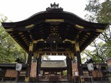 ホテルセントノーム京都 神社(豊国神社)画像2-4