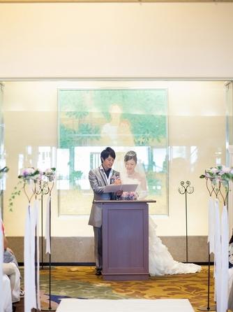 ホテルセントノーム京都 チャペル(ロビーウエディング(教会式・人前式))画像1-2