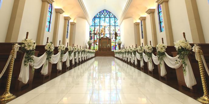 仙台ゆりが丘 マリアージュ アン ヴィラ 教会(聖ヨハネ仙台ゆりが丘教会)画像1-1