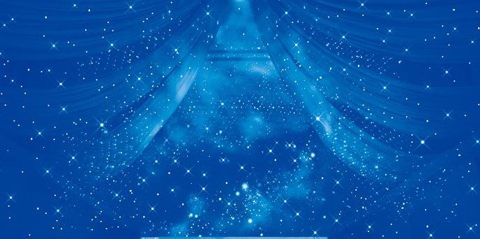 ・・★星空チャペル®★・・ THE LHOUSE NAGOYA(エルハウス・ナゴヤ) チャペル(純白チャペルが一瞬でキラキラ輝く星空に☆)画像1-1