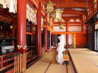 八坂神社 常磐新殿 神社(八坂神社常磐新殿)画像1-3