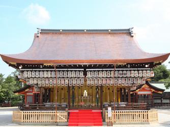 八坂神社 常磐新殿 神社(八坂神社常磐新殿)画像2-1