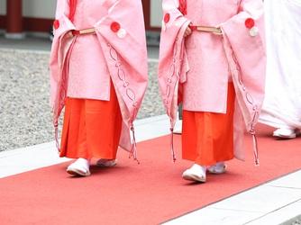 日枝神社結婚式場(日枝あかさか) 神社(ご社殿)画像1-3