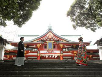 日枝神社結婚式場(日枝あかさか) 神社(神殿)画像1-3