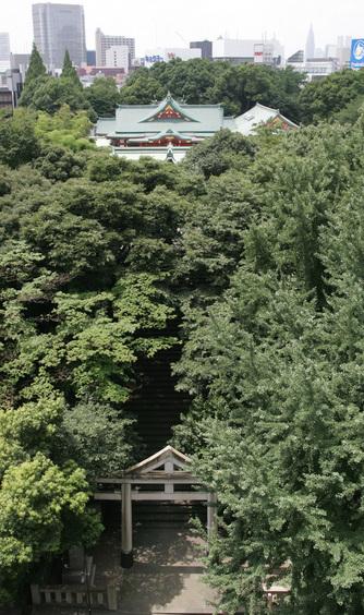 日枝神社結婚式場(日枝あかさか) 神社(ご社殿)画像1-1