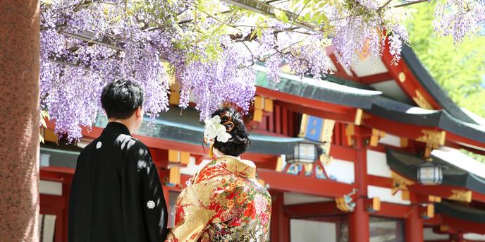 日枝神社結婚式場(日枝あかさか) ロケーション2画像1-1