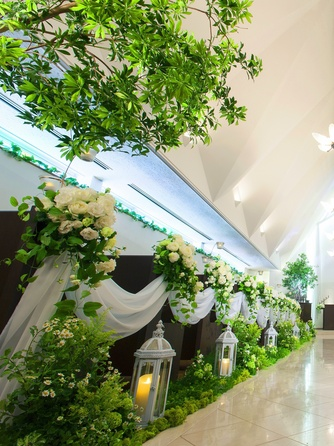 Hotel CONCORDE Hamamatsu チャペル(光と風のチャペル)画像1-1