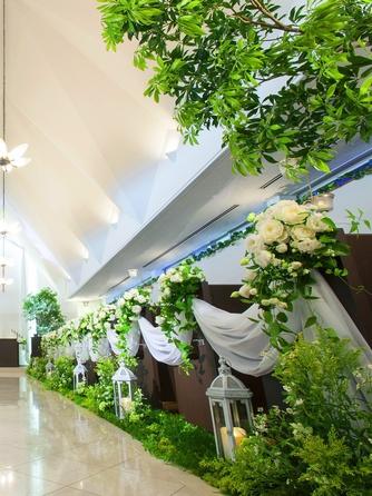 Hotel CONCORDE Hamamatsu チャペル(光と風のチャペル)画像1-2