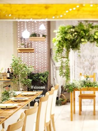 恵比寿 ル・マクサンス BY トミーガーデン オシャレ&ナチュラル結婚式を叶えたい!画像1-1
