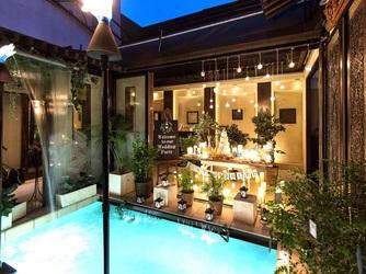 恵比寿 トミーガーデン 上質&アットホーム/南国リゾートがテーマ画像2-1