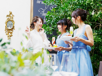 恵比寿 トミーガーデン 緑あふれる癒しのガーデンフロア/プール付画像2-3