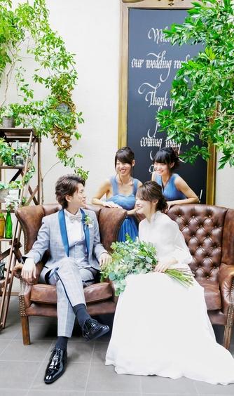 恵比寿 トミーガーデン 緑あふれる癒しのガーデンフロア/プール付画像2-1