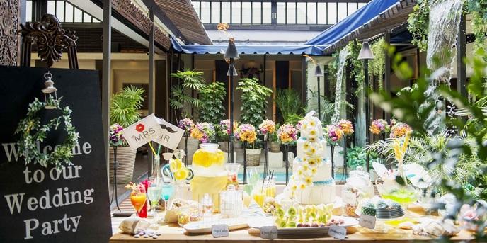 恵比寿 トミーガーデン 上質&アットホーム/南国リゾートがテーマ画像1-1