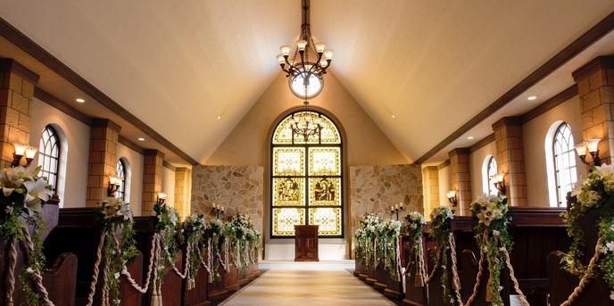 モルトン迎賓館 青森 チャペル(St.Warrence(セント ウォーレンス))画像1-1