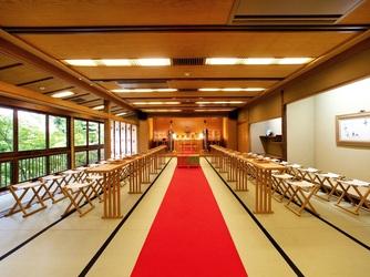 料亭 松楓閣 和の心を尊ぶウェディングステージ画像2-3