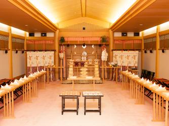 コートヤード・マリオット銀座東武ホテル/ACホテル・バイ・マリオット東京銀座 神殿(館内神殿)画像2-3