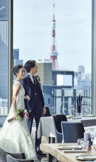 コートヤード・マリオット銀座東武ホテル/ACホテル・バイ・マリオット東京銀座 撮影スポット画像1-1