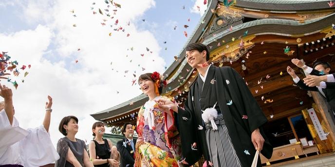 迎賓館TOKIWA 神社(新潟縣護國神社)画像1-1