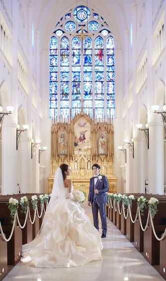 THE GRAN SUITE(ザ・グランスイート) チャペル(セントパトリックアルカディア大聖堂)画像2-1