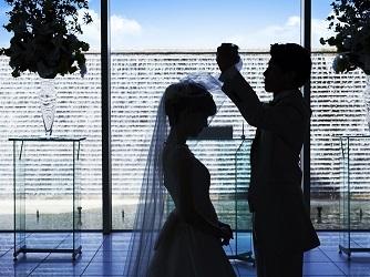 ダイワロイネットホテル和歌山 チャペル(「奇跡の瞬間」をつくるアクアチャペル)画像2-3