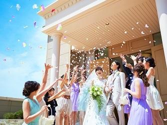 ダイワロイネットホテル和歌山 チャペル(「奇跡の瞬間」をつくるアクアチャペル)画像1-3