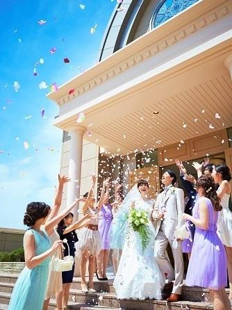 ダイワロイネットホテル和歌山 チャペル(「奇跡の瞬間」を彩るアクアチャペル)画像1-2