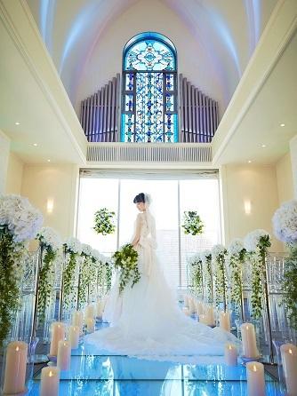 ダイワロイネットホテル和歌山 チャペル(「奇跡の瞬間」を彩るアクアチャペル)画像1-1