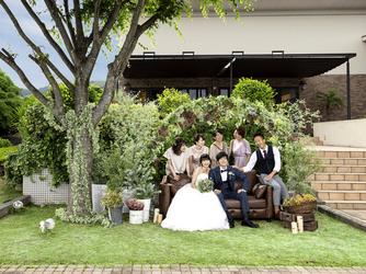 リバティ・ウエディング アプロッシュ チャペル(Garden wedding)画像2-2
