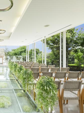 リバティ・ウエディング アプロッシュ チャペル(Garden wedding)画像1-2