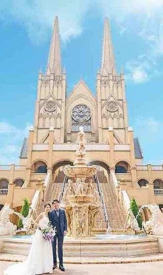 ホーリーザイオンズパーク セント・ヴァレンタイン 教会(セント・ヴァレンタイン大聖堂)画像2-1