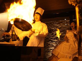 センティール・ラ・セゾン 函館山 【演出】さまざまな未体験の感動を画像2-4