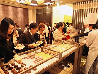 センティール・ラ・セゾン 函館山 料理・ケーキ2画像2-3