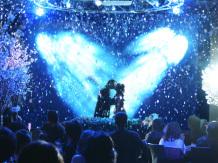 グローヴ ウィズ アクア スタイル 音×光×映像で100人100色の結婚式画像2-4