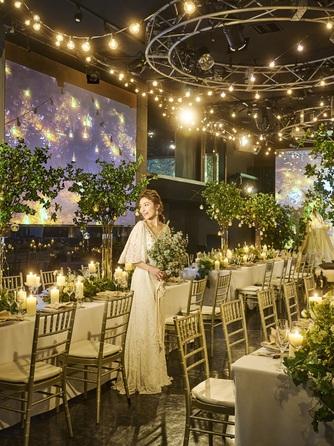 グローヴ ウィズ アクア スタイル 【コンセプト】100人100色の結婚式画像1-2