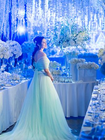 グローヴ ウィズ アクア スタイル 【コンセプト】100人100色の結婚式画像1-1