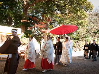 検見川神社 神社(検見川神社)画像2-1