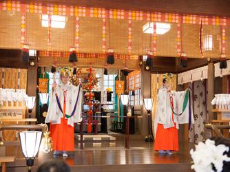 検見川神社 神社(検見川神社)画像2-2
